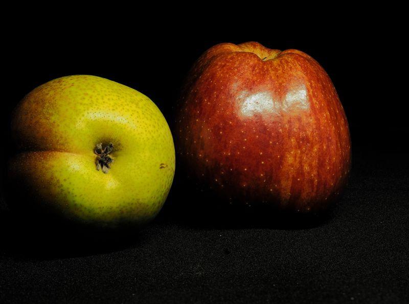 Apfel&Birne